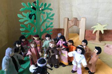 jesus segnet die kinder - kerstin schroer erzählt - gemeindezentrum engelsby
